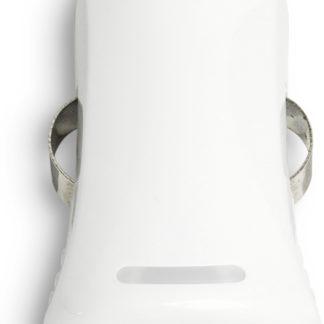 USB kontakt 12V hvit