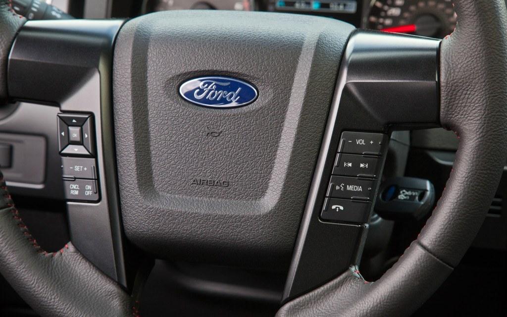 Integrert Rattstyrt Dab Kit For Ford Dab Butikken No
