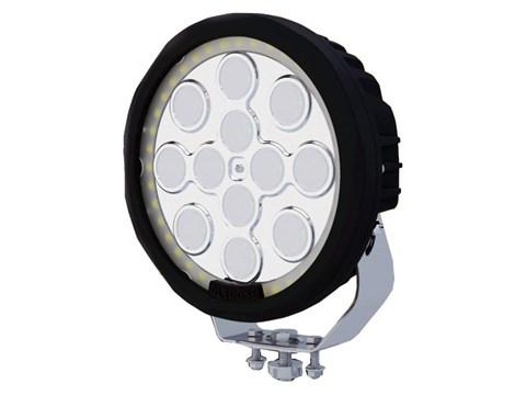 NightWatcher bevegelses styrt forebyggende LED lampe med